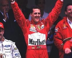 Schumacher—Monaco 1997