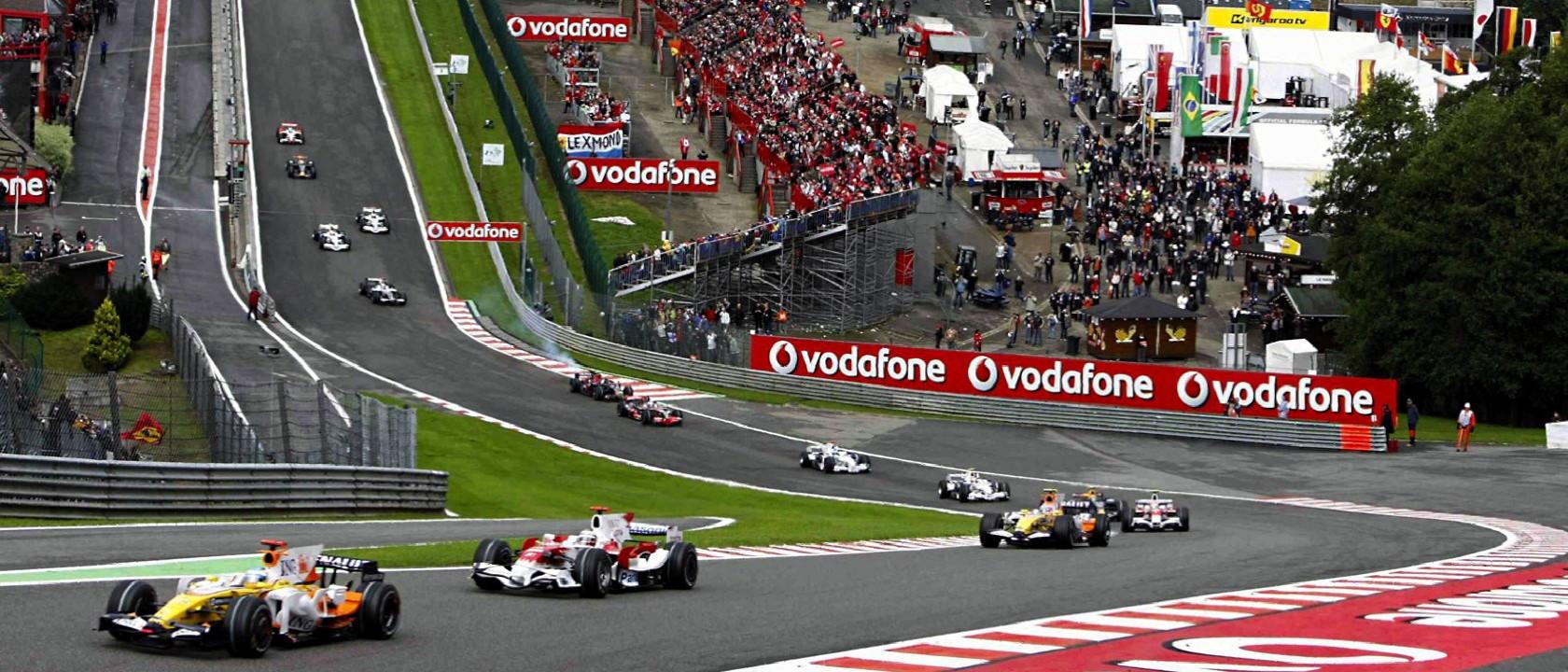 6 Best Corners In F1 Formula One Art Amp Genius